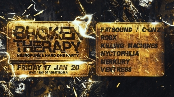 C-qnz @ Broken Therapy in WAX - 17.01.2020
